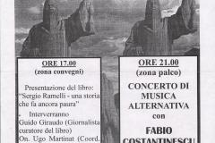 """Locandina dell'evento """"Fronte in festa"""""""