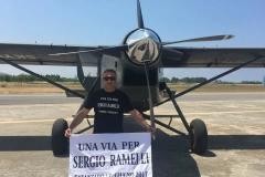 2017-06-17 Catanzaro inaugurazione Ramelli 000 - 06-04 I Paracadutisti di Catanzaro sostengono