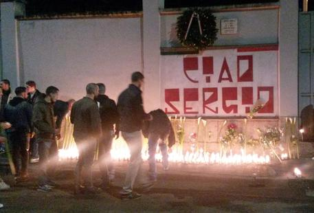 Ramelli: manifestazione militanti destra a Milano