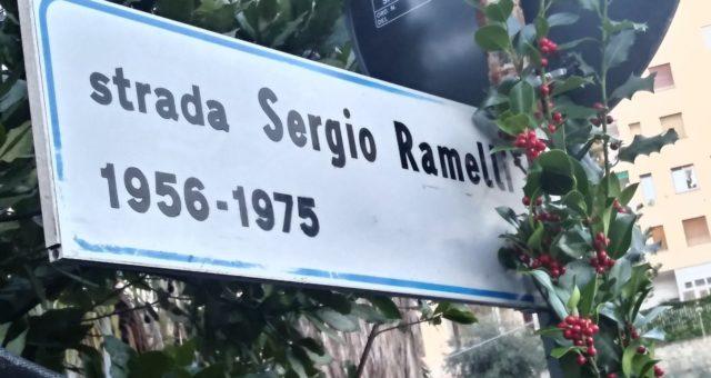 25 dicembre 2018 Sempre con noi: Sanremo (IM) – Strada Sergio Ramelli