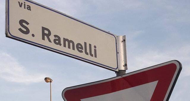 Modena – Via  Sergio Ramelli