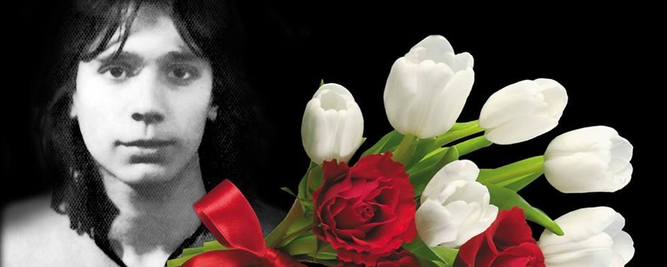 Il 6 luglio porta un fiore a Sergio