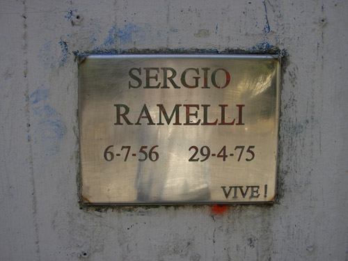 2^ targa Ramelli vr