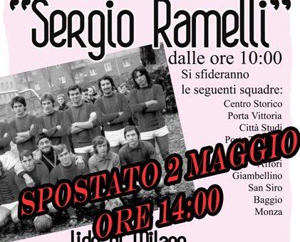 2 maggio 2010 Milano: II Edizione del torneo di calcetto Sergio Ramelli