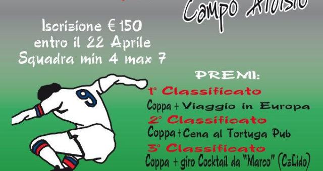 6 maggio 2013 Catanzaro: IV° Memorial Sergio Ramelli