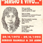 Sergio Ramelli 20 anni web
