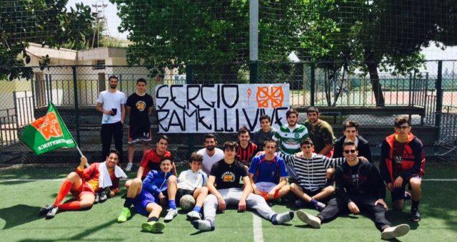 29 aprile 2017 Taranto: Torneo Sergio Ramelli