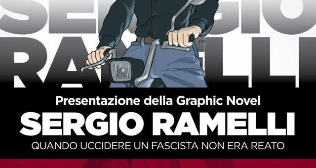 Sergio Ramelli – Il fumetto: Presentazioni 2018