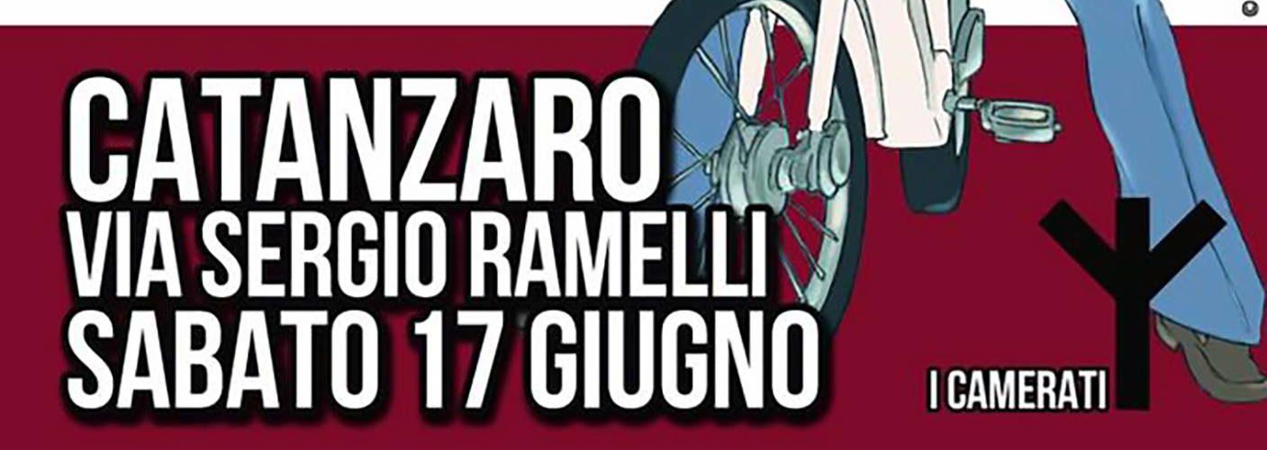 Via Sergio Ramelli a Catanzaro