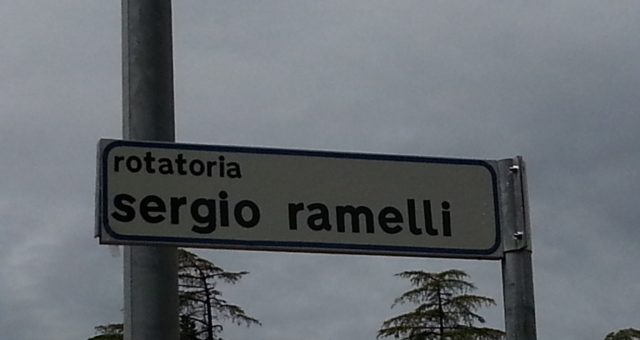 Perugia – Rotatoria Sergio Ramelli