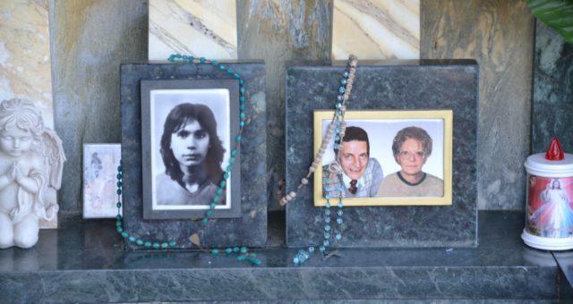 9 Maggio 2021: Lodi: Commemorazione alla tomba di Sergio Ramelli