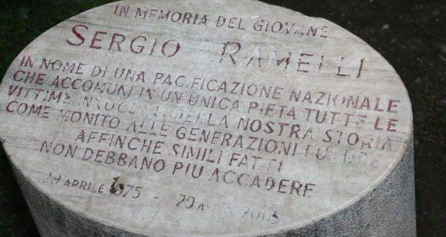 In ricordo di Sergio Ramelli – Milano 13/15 Marzo