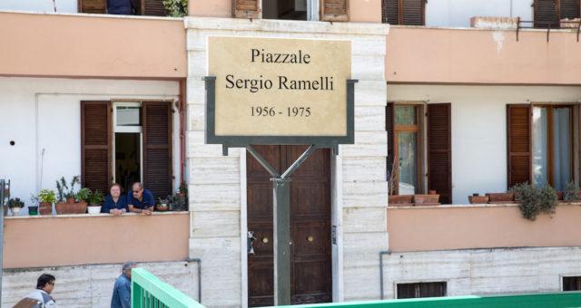 Ascoli Piceno inaugura Piazzale Ramelli