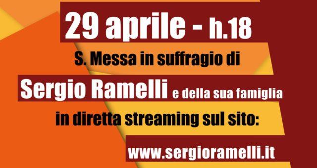 S. Messa in suffragio di Sergio Ramelli