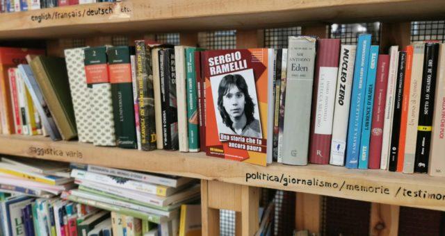 A Sanremo il libro di Ramelli allo scambio libri