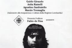 Volantino Milano 6 maggio 1997