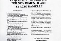 Per non dimenticare Sergio Ramelli