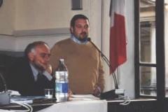 Intervento di Lorenzo Sospiri, Coordinatore Regionale di Azione Giovani