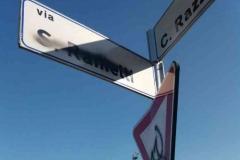 2017-09-21 Modena - Vandalismo via Ramelli 01