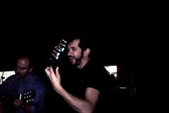 Mario Luppi (ZPM) e Marco Venturino (AdV) durante le prove