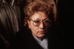 16 MARZO 1987 - ANITA POZZOLI RAMELLI, LA MAMMA DI SERGIO
