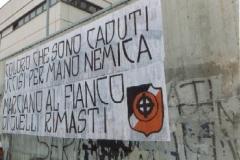 Via Ramelli 2000 (Giovani del Movimento Sociale Fiamma Tricolore di Verona) Coloro che sono caduti 00