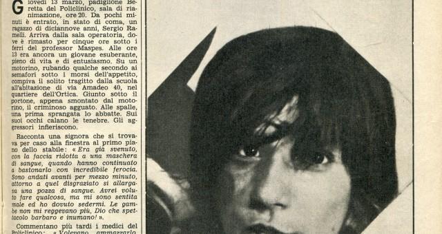 Dagli archivi Lorien: Candido 27-03-1975