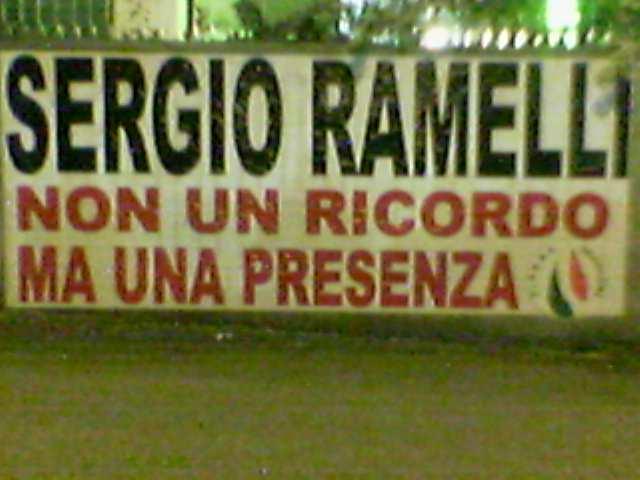 Via Ramelli 2008 (Fiamma Tricolore Verona)