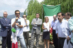 2009-06-28 Como Inaugurazione passegiata Ramelli