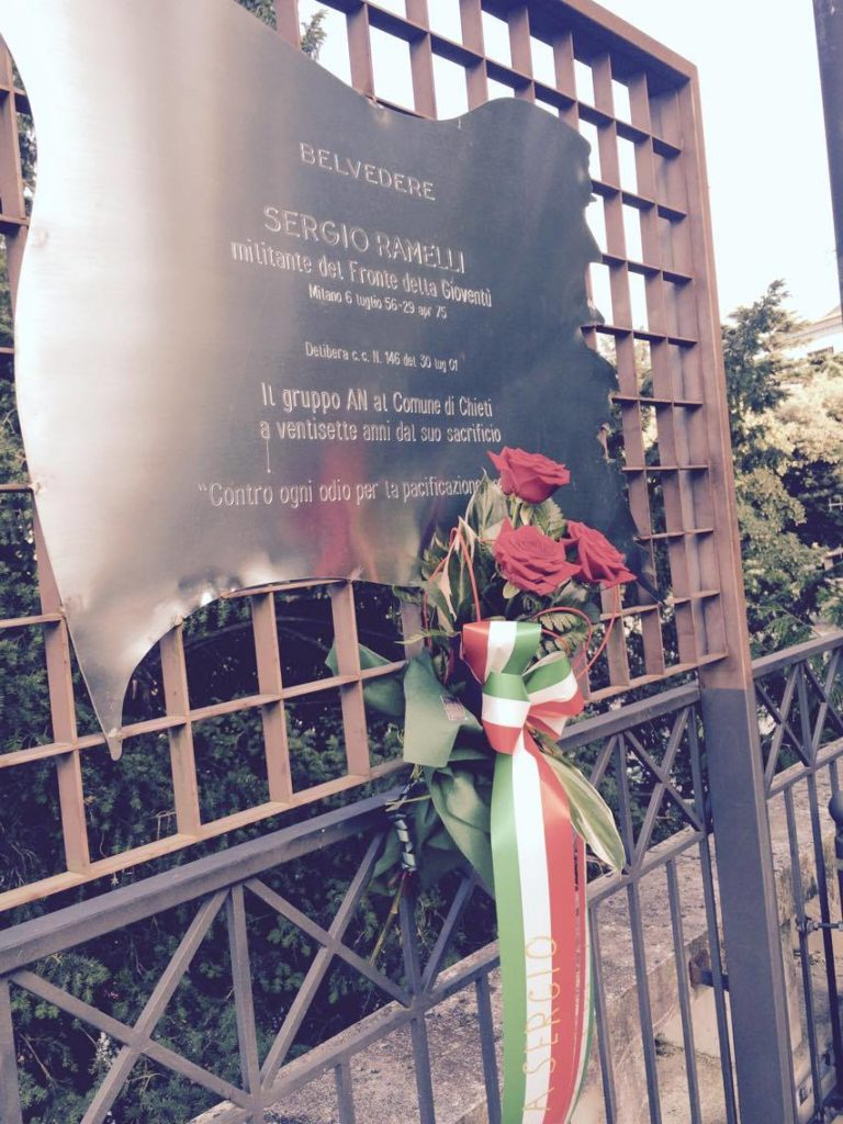 2016-07-06 Chieti targa al belvedere