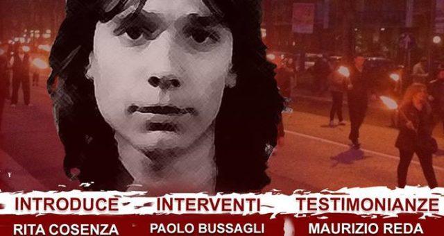 "Conferenza  ""Dividi et Impera. Milano Burning""  – Milano 27 aprile 2015"