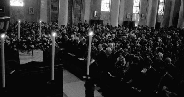 2 maggio 1975: Funerali di Sergio Ramelli