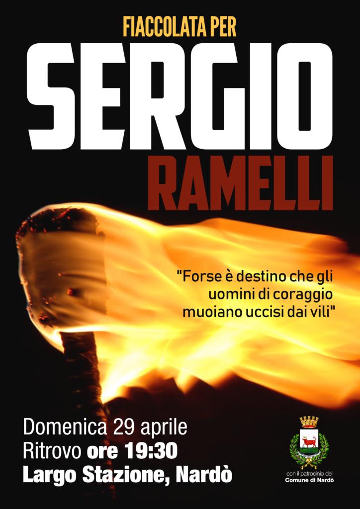 SergioRamelliFlyer