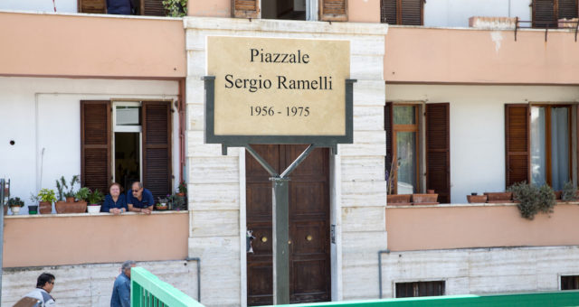 Ascoli Piceno – Piazzale Sergio Ramelli