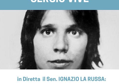 27 aprile Sergio vive